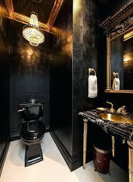 schwarz gold wohnzimmer dekoration ideen gold bad luxus