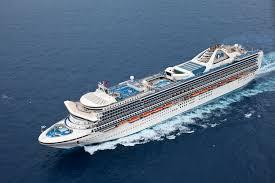 Star Princess Aloha Deck Plan by Grand Princess Cruise Ship Profile