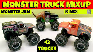 KNEX & MONSTER JAM MEGA MONSTER TRUCK MIXUP 42 Trucks - YouTube Monster Truck Toys Cartoon Learn Medical And Bigfoot Presents Meteor Mighty Trucks Rare Monster Jam Trucks Fangora Yugioh Youtube And The E 43 The Dvd 1 Vol 2 Dvd 2007 Ebay Meteor Seus Amigos Caminhes La Gran Salida Episode 51 How To Draw A In Few Easy Steps Drawing Guides