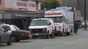 Man Ordering Food At Taco Truck In Compton Is Shot Dead; 2 Workers Hurt Local Food Trucks Giving Back To Abilene Community Doggystyle Hot Dogs Alameda Burgerssandwiches American Are Off The Grid Food Trucks Green Action Alameda News Country Grill Truck By Wlart12 On Deviantart Things Do In July 15 And 16 2017 Menu Indian Restaurant Bar Catering Curry Island Brew Fest The Chamber Of Commerce Fire Department Takes Delivery New Tctordrawn Aerial Theres A Truck Handing Out Free Sweets Sf If You Can Birria De Chivo St E Oris Expanded Free Ewaste Pickup County Computer La Penca Azul Order Online 1059 Photos 1796 Reviews