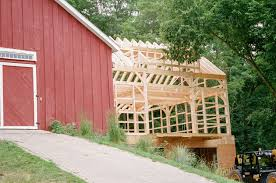 Timber Frame Spotlight: CNC Barn Addition: The Barn Yard & Great ... Sheds Garages Post Beam Barns Pavilions For Ct Ma Ri New Project Photos Best 25 Pole Barn Garage Ideas On Pinterest Barns Gallery Residential Storage Direct Morton Buildings With Living Quarters Price Guide Metal Building All In One Builders West Michigan Add Ons Apartments Attached With Living Space Above Apartments Barn Kits Prices Diy Bill Schnurr Services Home 10 The Minimalist Nyc Stowe Village Addition Yankee Homes