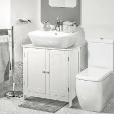 waschbeckenunterschrank unterschrank badezimmerschrank mit
