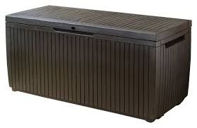 Keter Glenwood 390 Litre Deck Box by Keter Find Offers Online And Compare Prices At Wunderstore