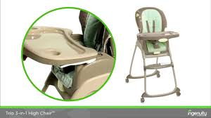 Get To Know The Features Of The Trio 3-in-1 High Chair In Whimsical Wonders  From Ingenuity Toddler High Chair Ebay Ingenuity Trio 3in1 Deluxe Cirsahara Burst Must Ridgedale Grey 3in1 Smartclean Aqua Sahara 9992681437 Ebay Marlo Piper Or Burst Amazoncom 3 In 1 Avondale Baby Trio In Buy Wood Ellison Online