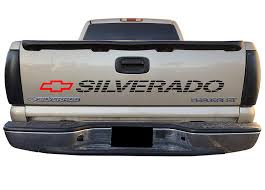 100 Chevy Truck Parts Catalog Free Amazoncom Silverado Bed Decal Chevrolet S Tailgate