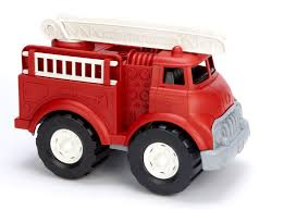 100 The Big Green Truck Amazoncom Toys Fire Frustration Free Packaging Red