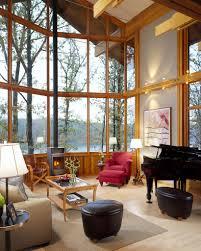 100 Architect Designed Home Living Room Designed Lindal Home In Innsbrook Flickr