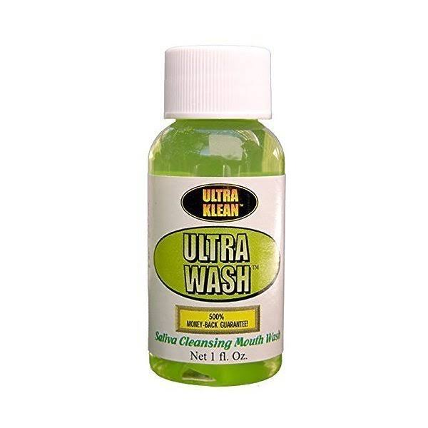 Ultra Klean Mouthwash Ultra Clean Mouth Wash - 1oz