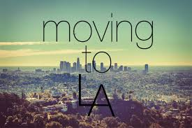 Moving To LA