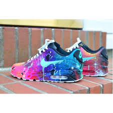 Nike Outlet by Nike Air Max 90 Drip Lightning Purple Blue Pink Outlet