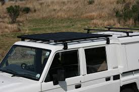 100 Off Road Roof Racks For Trucks Toyota Land Cruiser 70 Series K9 Rack Kit Equipt Expedition