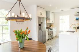 Delta Trinsic Kitchen Faucet Champagne Bronze by East Austin Modern Farmhouse Just Completed U2014 Making Modern Home