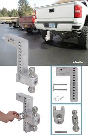 Heavy Duty Ball Mount To Tow Your Boat Trailer With Your Lifted ... Reese Hitch For Lifted Truck Best Resource How Much Can My Tow Ask Mrtruck Youtube 2 12 Lifthow Low Of A Drop Hitch Tacoma World Geny Hitch On Motorhead Garage Tv Ford F 250 Wheels And Tires Drop For Trucks 2015 F350 Dark Knight Tommy Gate Liftgates Pickups What To Know Sway Control With 10 Dodge Diesel 62018 Nissan Titan Xd Uniball Suspension Lift Kit 4 Tuff Receiver 16000lb Towing Dual Ball Adjustable Pintle
