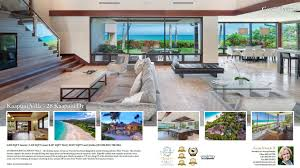 100 Luxury Home Designs Magazine Annie Kwocks Listing KAAPUNI VILLA On The COVER Of