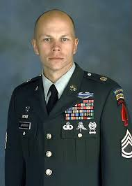 Steven M Langmack Sergeant First Class United States Army