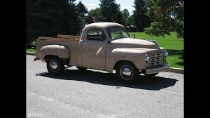 Studebaker 1/2 Ton Pickup Photo Gallery 1950 Studebaker Truck Partial Build M35 Series 2ton 6x6 Cargo Truck Wikipedia Sports Car 1955 E5 Pickup Classic Auto Mall Amazoncom On Mouse Pad Mousepad Road Trippin Hot Rod Network 3d Model Hum3d Information And Photos Momentcar Electric 2017 Wa__o2a9079 Take Flickr 194953 2r Trucks South Bends Stylish Hemmings 1949 Street Youtube
