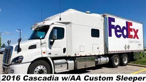 100 Expediter Trucks For Sale 2016 Cascadia W An AA Custom Sleeper Truck Tour