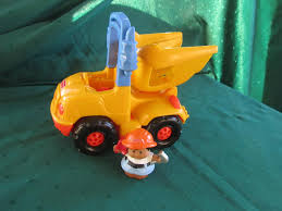 100 Little People Dump Truck Find More Fisher Price Man For Sale At Up