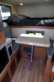 Travel Lite Air Truck Camper Dinette With Table, Www.truckcamperma ...