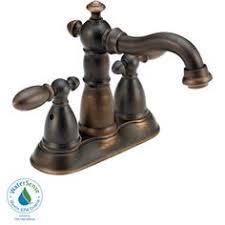 Delta Cassidy Bathroom Faucet Venetian Bronze by Delta 598lf Rbmpu Venetian Bronze Cassidy Single Hole Waterfall
