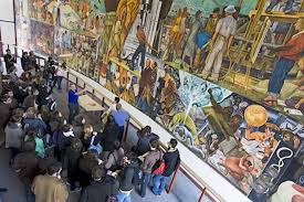 Coit Tower Murals Diego Rivera by What Happens To The Diego Rivera Mural If Ccsf Shuts Down Curbed Sf