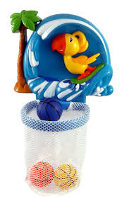 Inflatable Bath For Toddlers by Amazon Com Shoot U0026 Splash Basketball Hoop Bathtub Bath Toy For