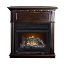 Garden Treasures Gas Patio Heater 45000 Btu by Amazon Com Pleasant Hearth Convertible Vent Free Dual Fuel