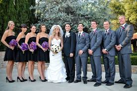 Wedding Party Black Dresses Ideas
