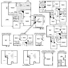Highclere Castle First Floor Plan by Windsor Pointe Subdivision In Sugar Grove Illinois Homes For
