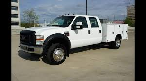 2008 FORD F-450 MECHANICS UTILITY SERVICE TRUCK FOR SALE DIESEL ...
