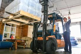 100 National Lift Truck Service UTWAYS Freight S Pte Ltd