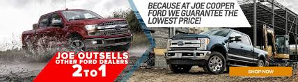 New & Used Ford Dealer In OKC Near Edmond Guthrie & Del City OK ...