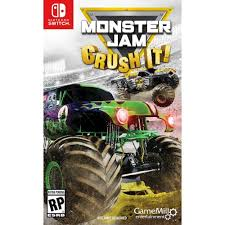 100 Donkey Kong Monster Truck Jam Crush It Nintendo Switch Jam Nintendo