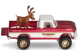 100 Texas Truck And Toys Drive Em With Reindeer Action Figures Hot Wheels Etc
