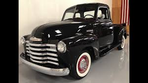 100 1950 Chevrolet Truck Chevy Pickup Truck Fat Fender Five Window MyRodcom YouTube