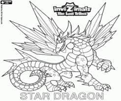 Star Dragon Invizimals Lost Tribes