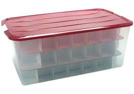 Rubbermaid Ornament Storage Box SaveEnlarge Images Of Christmas Tree
