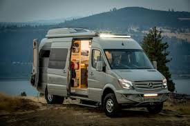 100 Ups Truck For Sale Luxury Camper Van Can Go Off Grid For Days Curbed