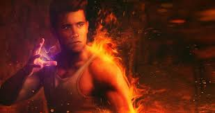 Cisco Suarez Now Has The Distinction Of Starring In A Completed Story Arc Fire Water Marks End Main Line Thats 5 Books For Urban Fantasy