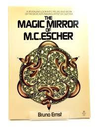 Photo Of THE MAGIC MIRROR OF MC ESCHER Written By Ernst Bruno Illustrated Escher