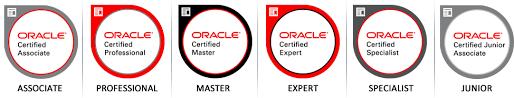 Oracle Certification Badge