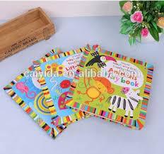 Factory Bulk Printing Children Coloring Board Book Baby Books Print