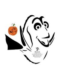 Scooby Doo Pumpkin Carving Stencils Patterns by Scooby Doo Pumpkin Patterns Scary Scooby Doo Pumpkin Stencil