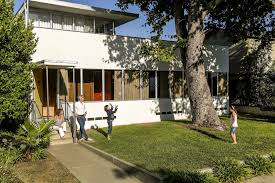 100 Long Beach Architect Raphael Soriano House Revived In The Morning Call