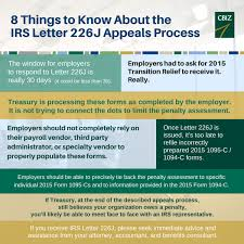 100 How To Respond To Irs Penalty Letter 226j Irs Letter 226j What