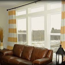 Navy And White Vertical Striped Curtains by Garage U0026 Shed Contemporary Window Shade With Horizontal Striped