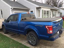 100 F 150 Truck Bed Cover 2014 Tonneau Cover On My 2016 Ord Orum Community Of Ord