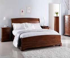 Bed Frame Types by Best 25 Sleigh Bed Frame Ideas On Pinterest Wood Sleigh Bed