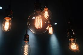 free picture light bulb electricity energy glass