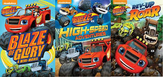 Blaze And The Monster Machines 1 + 2 + 3 Glory High Speed Rev Up ... Monster Trucks Details And Credits Metacritic Bluray Dvd Talk Review Of The Jam Sydney 2013 Big W Blaze And The Machines Of Glory Driving Force Amazoncom Lots Volume 1 Biggest Williamston 2018 2 Disc Set 30 Dvds Willwhittcom Blaze High Speed Adventures Mommys Intertoys World Finals 5 Wiki Fandom Powered By Staring At Sun U2 Collector